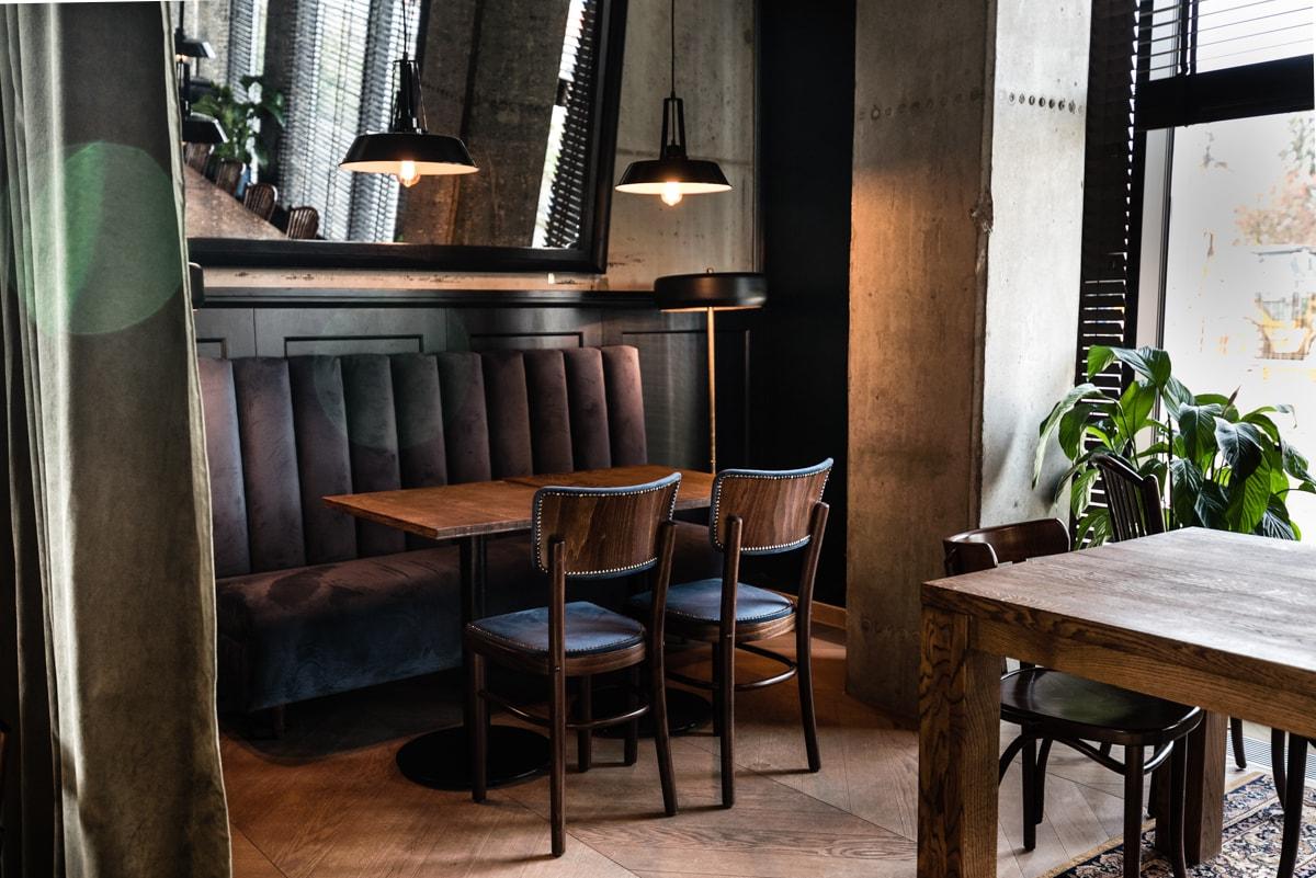 Chłodny BOCCA – Projektowanie wnętrza barów, restauracji i hoteli Warszawa JZ33