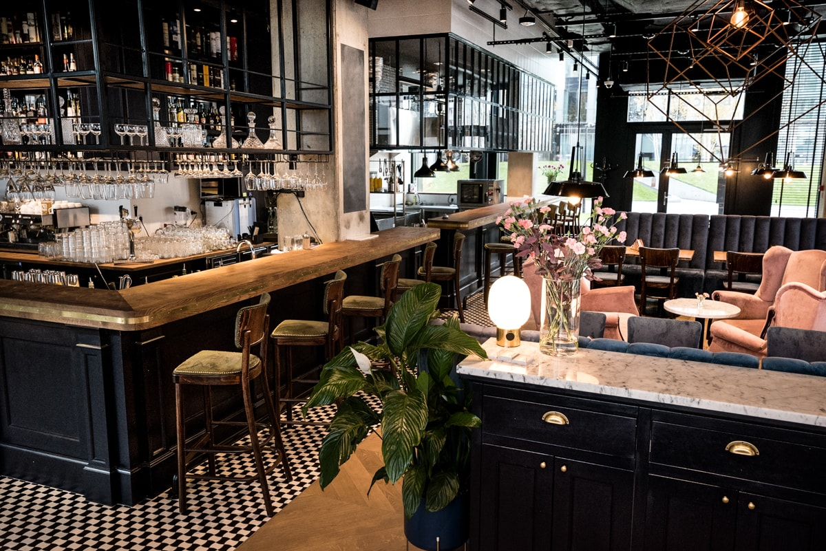 Nowość BOCCA – Projektowanie wnętrza barów, restauracji i hoteli Warszawa EH11