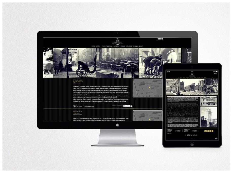 projekt-strony-www-artdecotel